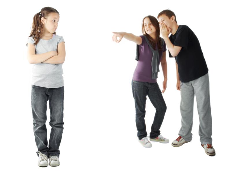 Ребенка обзывают в школе что делать
